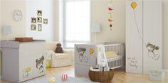Chambre à coucher bébé   mobilier de chambre à coucher enfant et bébés - mobilier moderne et ...