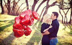 Engagement session using pinterest ideas! Kyle Coburn Photography.
