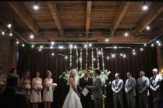 melrose market studios | ceremony reception venue melrose market studios wedding dress from i ...