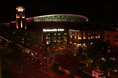 Nationwide Arena! Columbus Blue Jackets, Hockey Games, Broadway Shows, Spaces