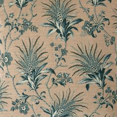 I Just Might Have To Ditch The D Already Bought Pine Cone Hill Sarala Slate Fabric By Yard Pchfasaslcy