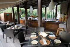 Seta Miami Beach Outdoor Poolside Restaurant