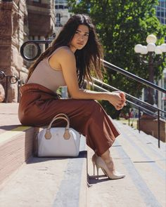 Trouser Outfits, All Or Nothing, Love Her Style, Hey Girl, Colorful Fashion, Fast Cars, Dream Job, Fashion Bloggers, Instagram