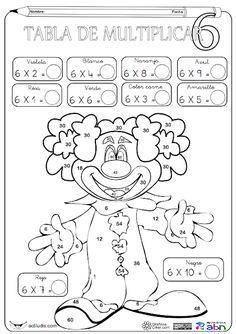 Multiplication Facts Practice, Math Facts, Math School, Math Class, Math Worksheets, Math Activities, Math Numbers, Math For Kids, Teaching Math