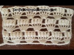 YouTube Crochet Designs, Diy And Crafts, Blanket, Knitting, Youtube, Fashion, Crochet Stitches, Crochet Jewellery, Dots