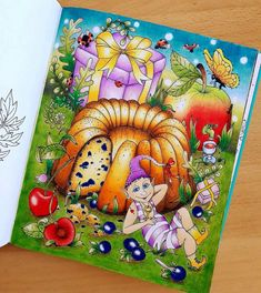 Doodle Coloring, Adult Coloring, Coloring Books, Coloring Pages, Markova, Coloring Tutorial, Polychromos, Coloured Pencils, Favorite Pastime