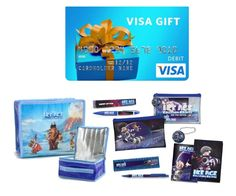 WIN IT: (1) US winner will receive a $25 Visa gift card & Ice Age: Collision Course Back to School prize pack