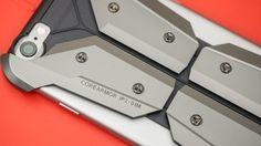 硬派金屬風格滿載,CORESUIT Armor iPhone 6 保護殼動手玩