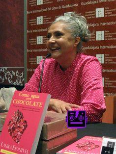Laura Esquivel, escritora mexicana