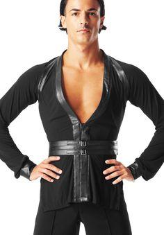 Taka Mens Shirt MS298 | Dancesport Fashion @ DanceShopper.com