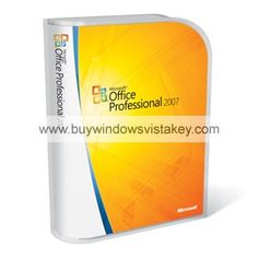 Office Professional 2007 Product Key