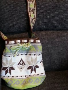 Fantastishe Mocilla look a like tas gemaakt