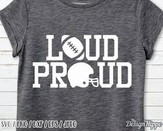 Loud and proud svg Loud and proud football mom svg Proud football mom svg Cheer mom svg Football - Boymom Shirt - Ideas of Boymom Shirt - Loud and proud svg Loud and proud football mom svg Proud football mom svg Cheer mom svg Football Football Cheer, School Football, Football Season, Panther Football, Football Decor, Football Moms, Football Parties, Football Football, Football Quotes