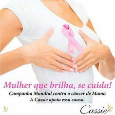 Outubro Rosa  Campanha Mundial de conscientização sobre a importância da mamografia.   A Cassie apóia essa campanha.    Mulher que brilha, se cuida.  #cassie #outubrorosa #rosa #semijoias #outubro #moda #fashion #lifestyle #Good #happy #acessórios #saúde #mulher #câncerdemama #breastcancer