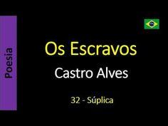Súplica - Castro Alves    Poema