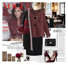 """""""Faux Suede Fringe Coat"""" by merylicious91 ❤ liked on Polyvore featuring Massimo Matteo and zaful"""