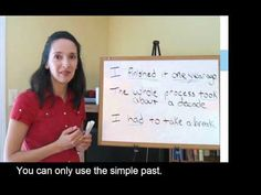 Past Simple Review + Comparison to Present Perfect      Lesson 5, Part 1 - Verb Tenses in English    http://www.youtube.com/watch?v=ivV25mL-Vhk=edu=PLF467A1F872AFF222#