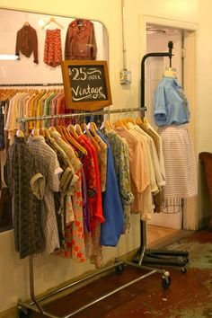 Photo Taken by http://www.britishette.com/2013/12/second-hand-shopping-in-new-york-city.html
