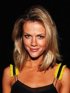 brooklyn decker shoulder length hair--maybe about 2in longer would be a good length for my next cut