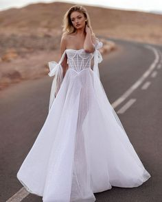 15 Awesome Strapless Wedding Dresses For Every Bride ❤ strapless wedding dresses simple beach flowy dimitrius #weddingforward #wedding #bride #weddingoutfit #bridaloutfit #weddinggown