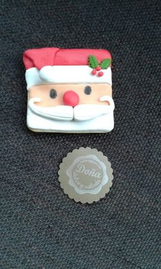 Galleta Papá Noel.