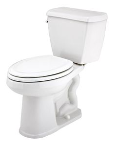 "Avalanche 17"" ADA Elongated gravity fed Toilet from Gateway Supply"