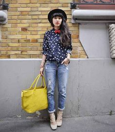 Shirt In Star Print | Choies