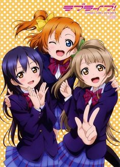 115 Best Love Live School Idol Project Images On Pinterest Anime
