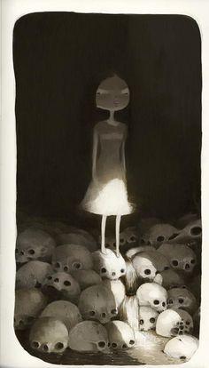 by Tony Sandoval