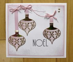 Christmas in Pink by stiz2003 - Cards and Paper Crafts at Splitcoaststampers