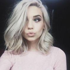 platinum blonde asian ombre - Google Search