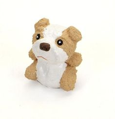 """DOG TOYS - LATEX & VINYL - LATEX BULL DOG DOG TOY - 3"""" - COASTAL PET PRODUCTS, INC. - UPC: 76484830471 - DEPT: DOG PRODUCTS"""