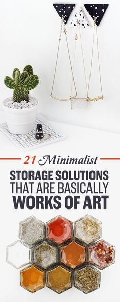 21 Minimalist Storage Solutions That Are Basically Works Of Art