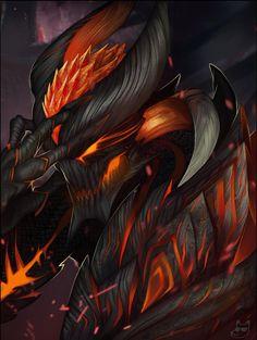Dark Fantasy Art, Fantasy Artwork, Arata Tokyo Ghoul, Nero Dmc, Character Art, Character Design, Dante Devil May Cry, Demon Art, Scary Art