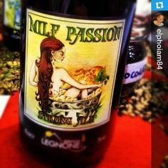LEGNONISTI OVUNQUE!! #Repost @elphoiam84 #beer #milfpassion #craftbeer #italiancraftbeer #birraartigianale #beerporn
