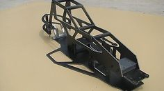 Sprint Car Chassis Kit for Traxxas Slash Rustler Bandit Stampede ...