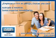 ¿Empiezas a vivir en pareja y buscas una casa?