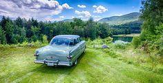 Early 1950s Packard Sedan