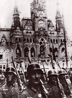 Wehrmacht in Liberec 1938