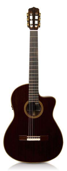 Fusion 12 or 14 Rose   Cordoba Guitars