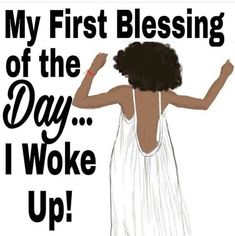 Thank You Jesus! I Woke up Blessed! Motivacional Quotes, Faith Quotes, Woman Quotes, Bible Quotes, Diva Quotes, Qoutes, Religious Quotes, Spiritual Quotes, Positive Quotes