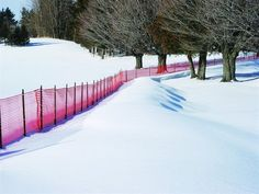 Using Snow Fences to Protect Your Survival Retreat