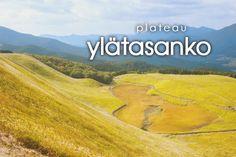 ylätasanko ~ plateau