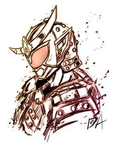 Berserk, One Punch, Kamen Rider, Gundam, Ranger, Naruto, Hero, Cool Stuff, Artist