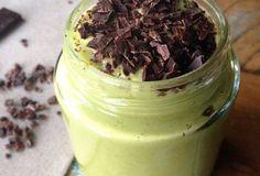 Smoothie de abacate, iogurte e limão para garantir energia durante o dia | MdeMulher