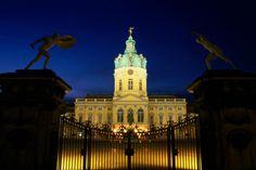 Schloss Charlottenburg, Berlin - Princess Charlotte's Summer Palace