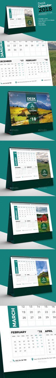 Desk Calendar  V  Calendar  Desk Calendars And Template