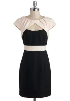 Isn't Sheath Lovely Dress, #ModCloth