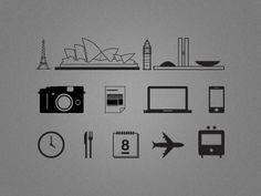 Icons Converge8 life by Cláudio Cigarro
