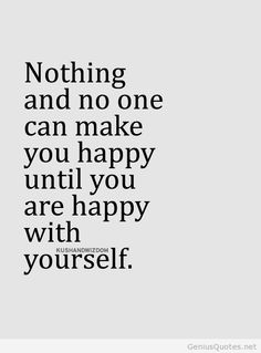 How to be happy quote with photo